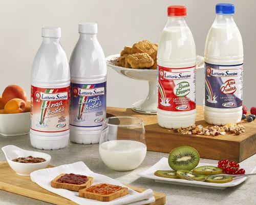 Fresh and UHT Milk