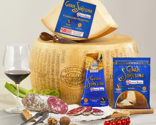 Parmigiano Reggiano PDO Cheese